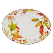 JCPenney Home™ Walden Grove Oval Serving Platter