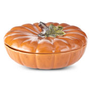 JCPenney Home™ September Ridge Harvest Pumpkin Pie Baker
