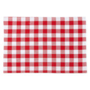 Café Check Set of 4 Placemats