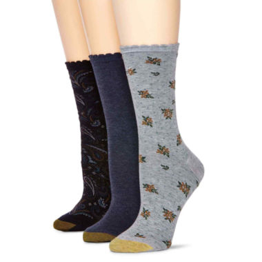 jcpenney.com | Gold Toe® 3-pk. Dress Socks