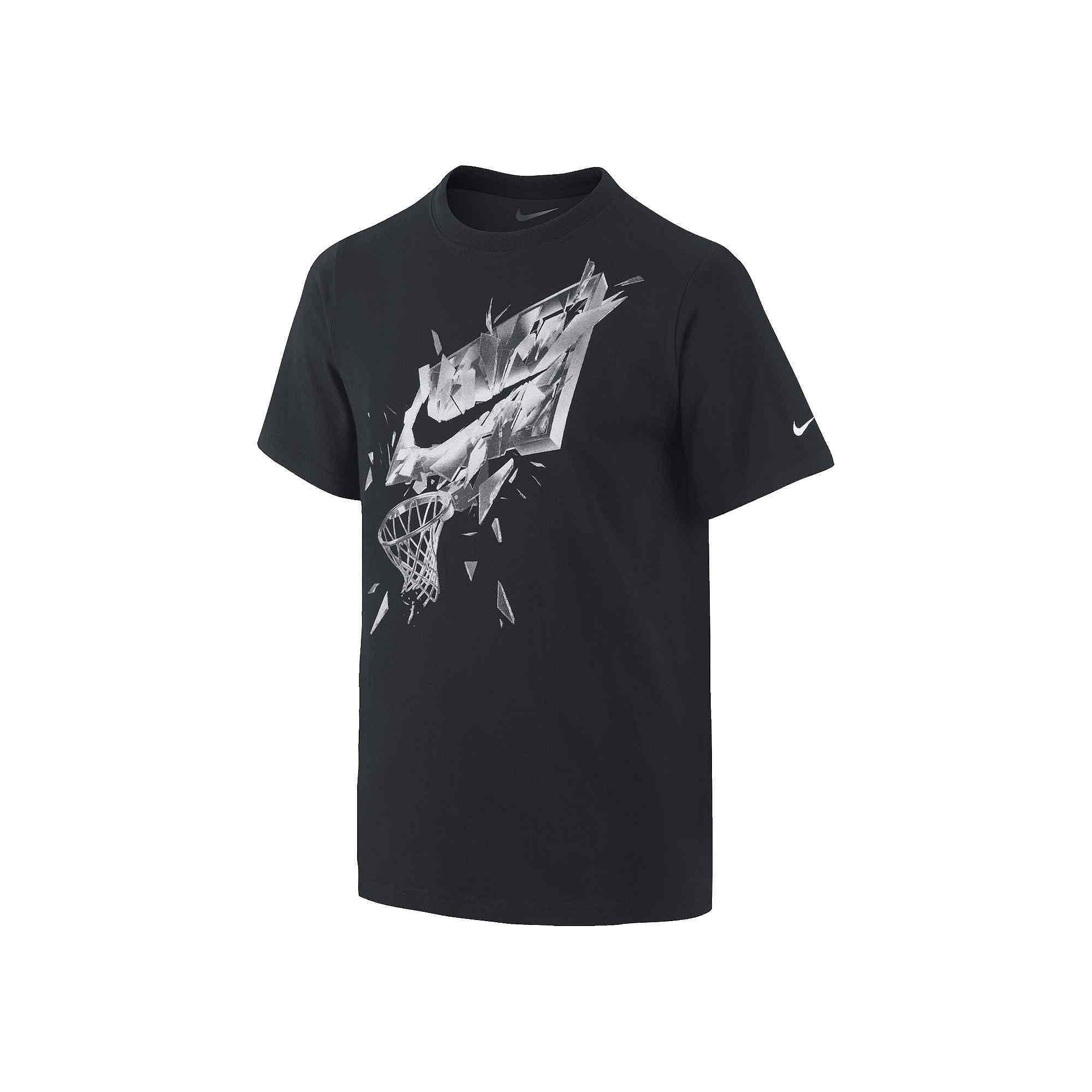 8b394885 UPC 885178581724 product image for Nike Basketball Graphic Tee - Boys 8-20  | upcitemdb ...