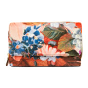 Mundi® Big Fat Wallet Full Bloom Wallet