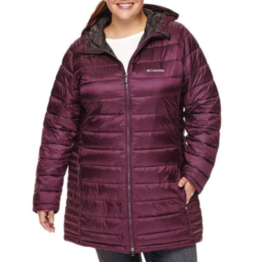 jcpenney.com | Columbia® Frosted Ice™ Puffer Jacket - Plus