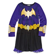 DC® Super Heroes Bat Girl Nightshirt with Cape