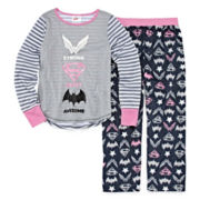 DC® Super Heroes 2-pc. Super Girls Pajama Set