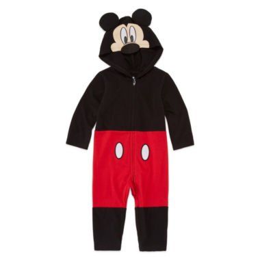 jcpenney.com | Disney Collection Mickey Mouse Coverall - Babies 6m-24m