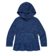 Arizona Long-Sleeve Knit Hoodie - Toddler Girls 2t-5t