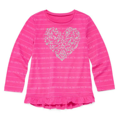 jcpenney.com | Arizona Long-Sleeve Graphic Top - Toddler Girls 2t-5t
