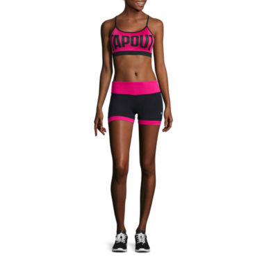 jcpenney.com | Tapout® Medium Support Graphic Warrior Bra or Warrior Compression Shorts