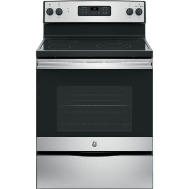 jcpenney.com | GE® 5.0 Cu. Ft. Freestanding Electric Range