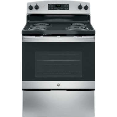 "jcpenney.com | GE® 30"" Free-Standing Electric Range"""
