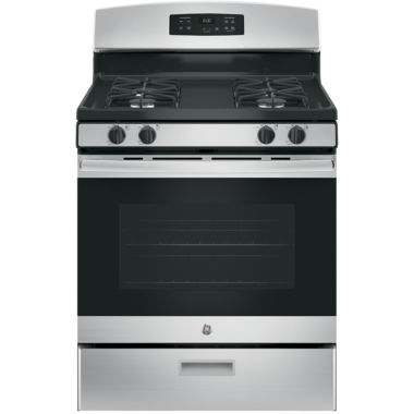 jcpenney.com | GE® 4.8 Cu. Ft. Freestanding Gas Range