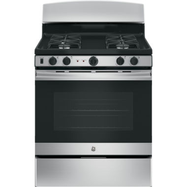 jcpenney.com | GE® 5.0 Cu. Ft. Freestanding Gas Range
