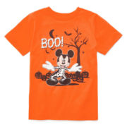 Disney Collections Short-Sleeve Skeleton Graphic Tee - Girls 7-16
