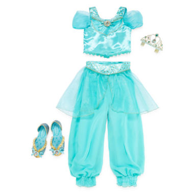 jcpenney.com | Disney Collection Jasmine Costume, Tiara or Shoes - Girls