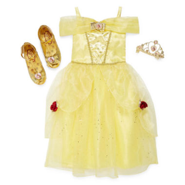 jcpenney.com | Disney Collection Belle Costume, Tiara or Shoes - Girls