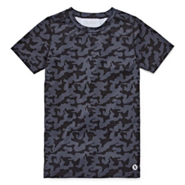 jcpenney.com | Xersion™ Short-Sleeve Compression Tee - Boys 8-20