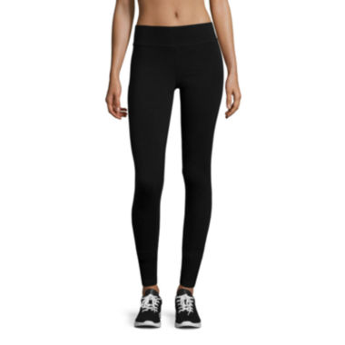 jcpenney.com | City Streets® Wide Waistband Leggings - Juniors