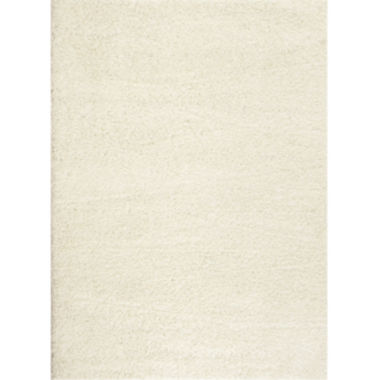 jcpenney.com | World Rug Gallery Florida Solid Shag Rectangle Rug