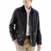 Stafford Prep® Redford Coated Cotton Jacket