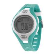 Soleus Womens Dash 30-Lap Blue Strap Sport Watch