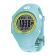Soleus Womens GPS Mini Blue Strap Chronograph Watch