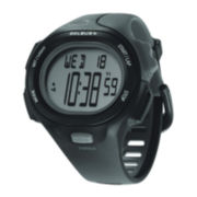 Soleus Mens P.R. Heart Rate Monitor Chronograph Watch