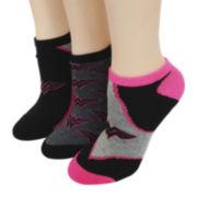 3-pk. Character Low-Cut Socks