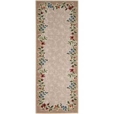 jcpenney.com | Romantica Washable Runner Rug