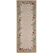 Romantica Washable Runner Rug