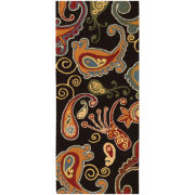 Nourison® Paisley Washable Runner Rug