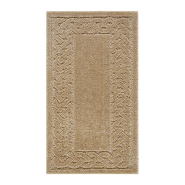 jcpenney.com | Lattice Border Washable Rectangular Rug