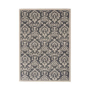 Adeline Damask Rectangular Rug