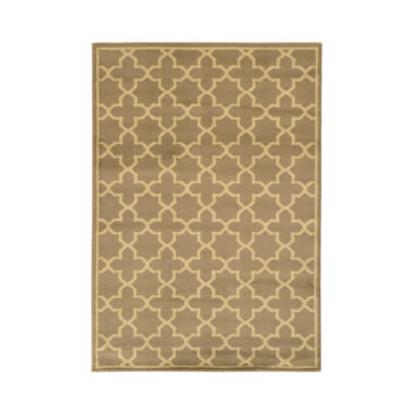 jcpenney.com | Covington Home Geo Rectangular Rug