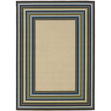 jcpenney.com | Covington Home South Hampton Indoor/Outdoor Rectangular Rug