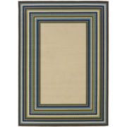 South Hampton Indoor/Outdoor Rectangular Rug