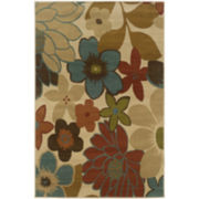 Posies Rectangular Rugs