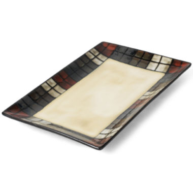 jcpenney.com | Pfaltzgraff® Calico Serving Platter