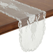 Domay Lace Table Runner