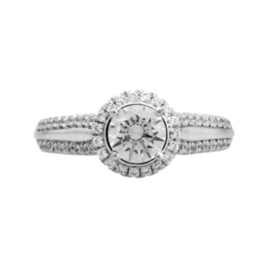 jcpenney.com | Opulent Diamond 1¼ CT. T.W. Certified Diamond 14K White Gold Ring