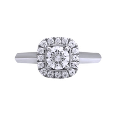jcpenney.com | Opulent Diamond 1 CT. T.W. Certified Diamond 14K White Gold Ring