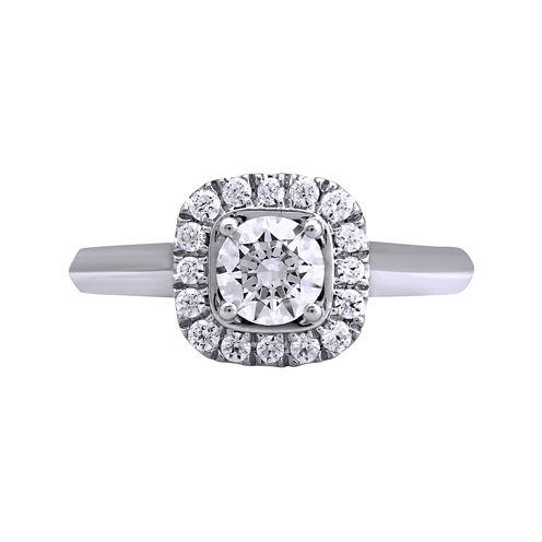 Opulent Diamond 1 CT. T.W. Certified Diamond 14K White Gold Ring