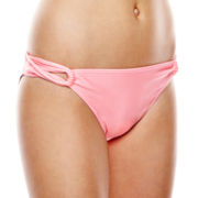 Arizona Side-Loop Hipster Swim Bottoms - Juniors
