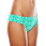 Stylus™ Print Hipster Swim Bottoms
