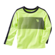 OshKosh B'gosh® Long-Sleeve Striped Tee- Toddler Boys 2t-5t
