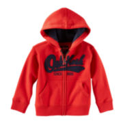 OshKosh B'gosh® Full-Zip Fleece Hoodie - Toddler Boys 2t-5t