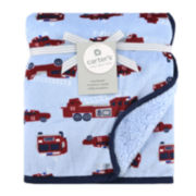 Carter's® Fire Truck Blanket
