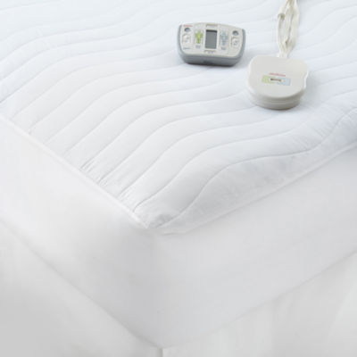 Sunbeam Theraputic Heated Mattress Pad Jcpenney