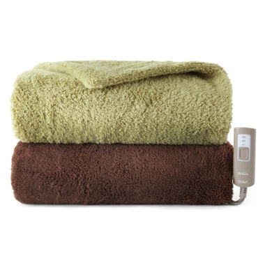 jcpenney.com | Sunbeam® Loftec Heated Throw