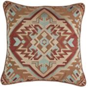 """Croscill Classics® Tucson 18"""" Square Decorative Pillow"""